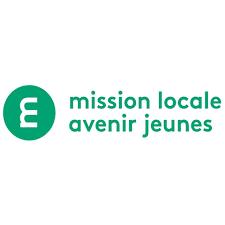 logo mission locale avenir jeunes
